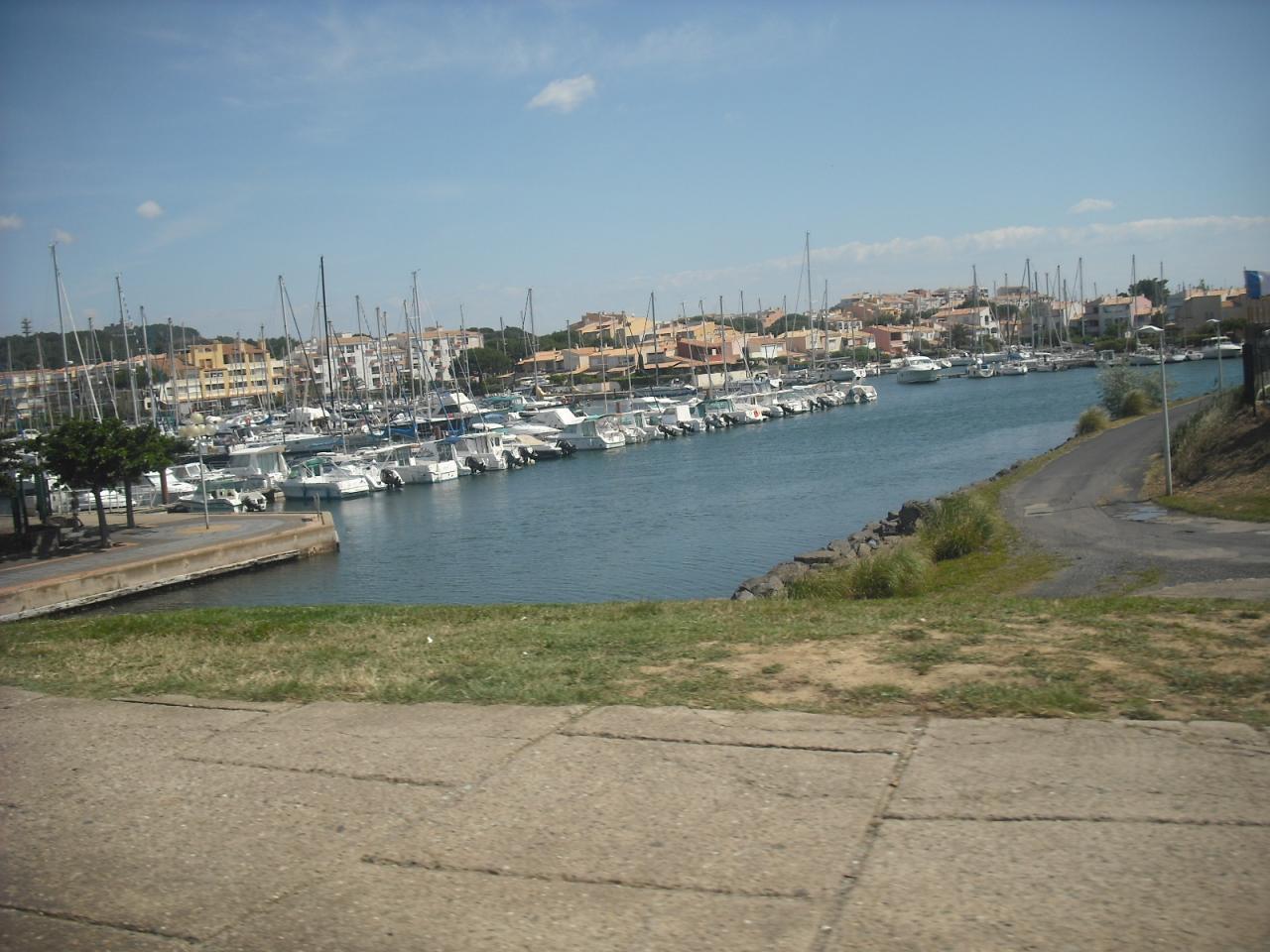 2- Port Cap d'Agde