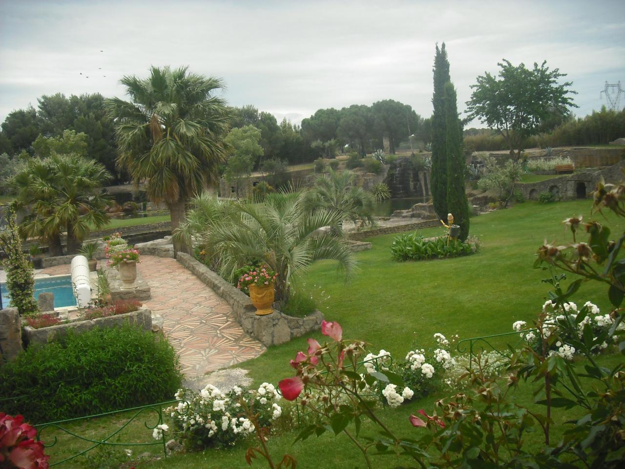 9 jardin st adrien for Cap d agde jardin