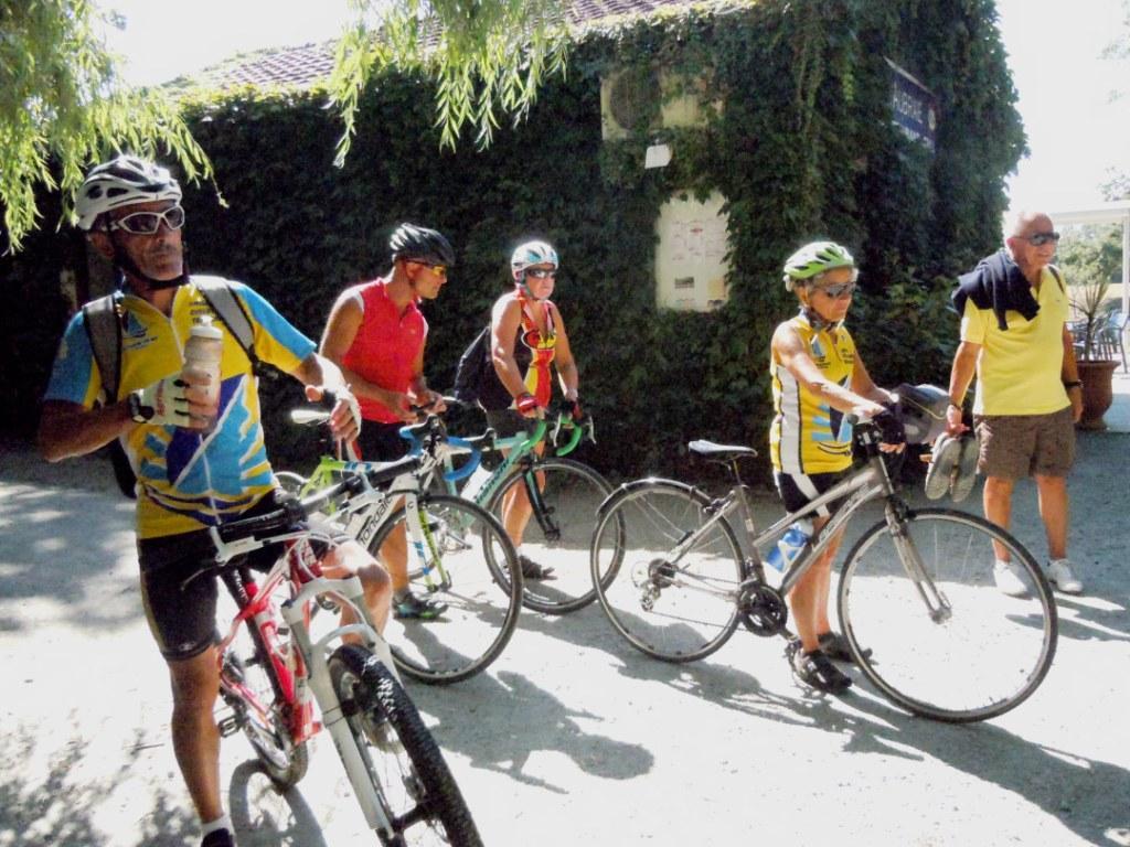 Prets pour le retour à vélo