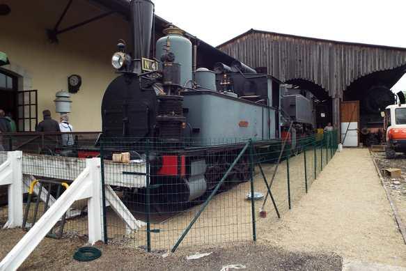 Le Petit Train de Martel